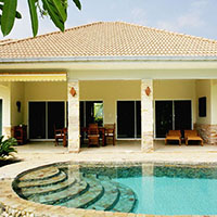 land and house in hua hin